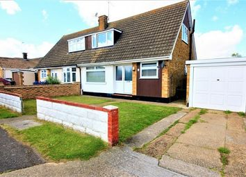 Thumbnail 3 bed semi-detached house for sale in Barbara Avenue, Canvey Island, Essex