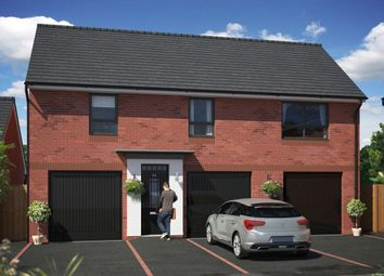 "Thumbnail 2 bedroom flat for sale in ""Alcester"" at Highfield Lane, Rotherham"