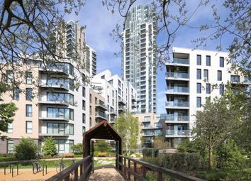 Thumbnail 1 bed flat for sale in The Shoreline, London