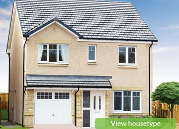 Thumbnail 4 bed detached house for sale in The Ochil, Off Oakley Road, Saline, Dunfermline, Fife