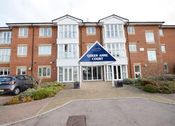 Thumbnail 2 bed flat for sale in Queen Anne Court, Quedgeley, Gloucester
