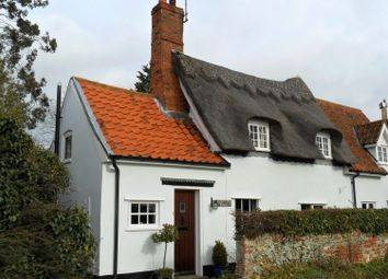 Thumbnail 3 bed detached house to rent in Low Road, Marlesford