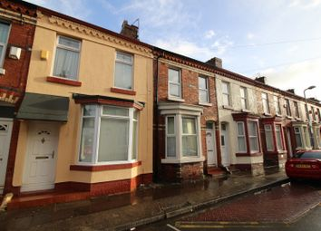 Thumbnail 3 bed terraced house for sale in Rossett Street, Liverpool, Merseyside