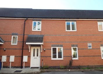 Thumbnail 2 bed terraced house for sale in Thornfield Square, Long Eaton, Nottingham, Nottinghamshire
