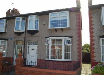 Thumbnail 4 bed semi-detached house for sale in Seafield Avenue, Crosby, Liverpool