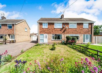 Thumbnail 3 bed semi-detached house for sale in Damson Road, Thorngumbald, Hull