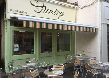 Thumbnail Restaurant/cafe for sale in Cafe/Coffee Shop, Dorchester