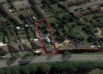 Thumbnail Land for sale in Towngate East, Market Deeping, Peterborough