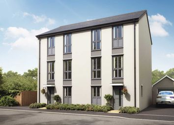 """Thumbnail 4 bed semi-detached house for sale in """"The Burnet"""" at Oxleigh Way, Stoke Gifford, Bristol"""