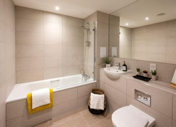 Thumbnail 1 bed flat to rent in Hornchurch Road, Uxbridge