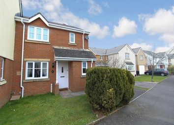 Thumbnail 3 bedroom end terrace house for sale in Lakeside Way, Nantyglo, Ebbw Vale