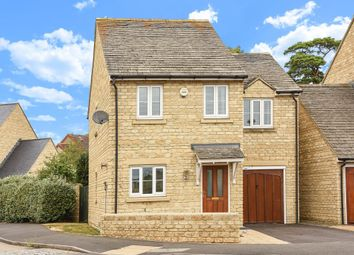 Thumbnail 3 bed detached house for sale in Sherwood Close, Launton