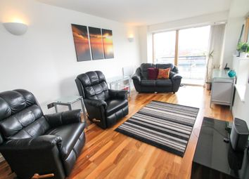Thumbnail 2 bed flat to rent in Riverside Way, Leeds