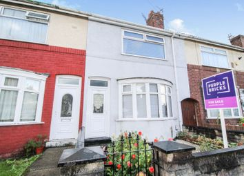 3 bed terraced house for sale in Rhodesia Road, Walton, Liverpool L9