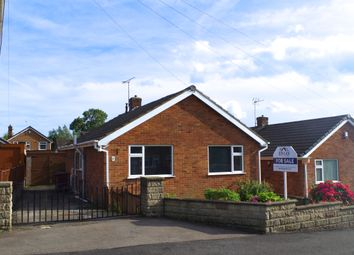 Thumbnail 2 bed detached bungalow for sale in School Close, Stonebroom