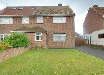 Thumbnail 2 bed semi-detached house for sale in Fetherston Road, Lancing