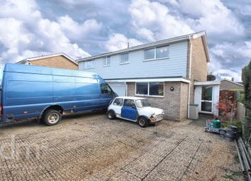 3 bed semi-detached house for sale in Peace Road, Stanway, Colchester CO3