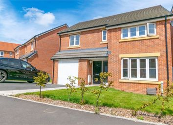 Thumbnail 4 bed detached house for sale in Harlech Road, Wenvoe, Cardiff