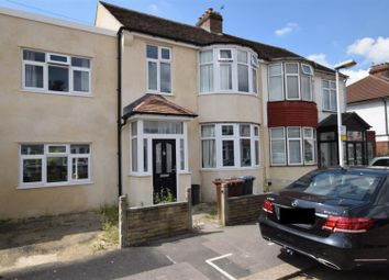 Thumbnail 4 bed terraced house for sale in Edward Road, Chadwell Heath, Romford