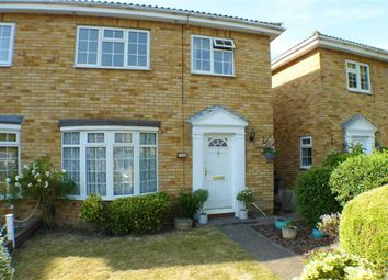 Thumbnail 3 bed semi-detached house for sale in High Road, Byfleet, Surrey