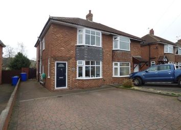 Thumbnail 3 bed semi-detached house for sale in Clay Street, Burton-On-Trent, Staffordshire