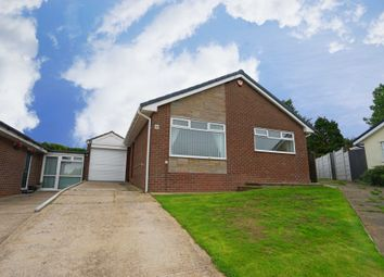 Thumbnail 2 bed detached bungalow for sale in Sandringham Road, Horwich, Bolton