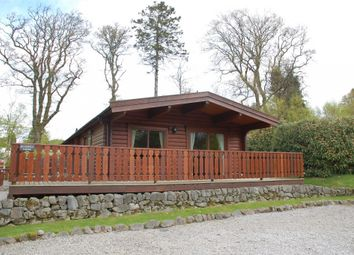 Thumbnail 3 bed lodge for sale in Bluebell Lodge, 1 Kipp Paddock, Kippford