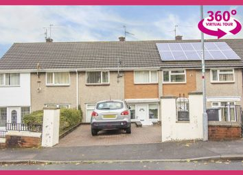Thumbnail 3 bed terraced house for sale in Lodden Close, Bettws, Newport