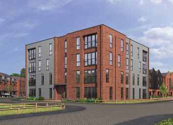 Thumbnail 2 bed flat for sale in Kingsway Bioulevard, Derby