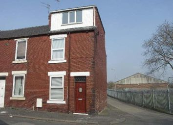 Thumbnail 3 bed terraced house for sale in Victoria Street, Rotherham