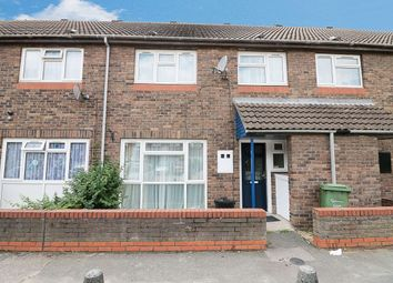 Thumbnail 3 bed terraced house to rent in Nash Road, Chadwell Heath, Romford