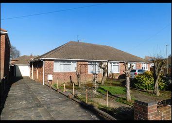 Thumbnail 2 bed semi-detached bungalow for sale in Calmore Road, Southampton