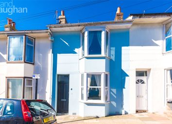 Thumbnail 2 bed terraced house for sale in Belgrave Street, Brighton, East Sussex