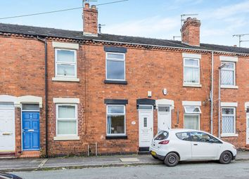 Thumbnail 2 bed terraced house to rent in Stubbs Gate, Newcastle-Under-Lyme