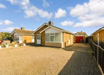 Thumbnail 3 bed detached bungalow for sale in Elm Tree Road, Carlton Colville, Lowestoft