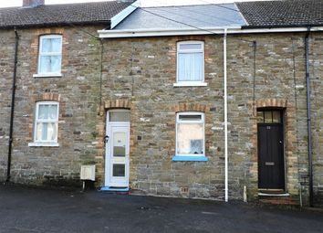 Thumbnail 2 bed terraced house for sale in Heol Morlais, Trimsaran, Kidwelly