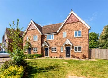 Thumbnail 3 bed terraced house for sale in Gibson Way, Caterham, Surrey