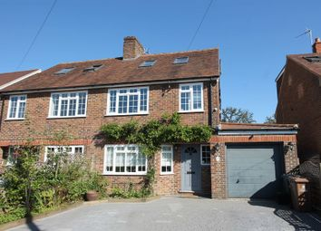 Thumbnail 4 bedroom semi-detached house for sale in Breech Lane, Walton On The Hill, Tadworth