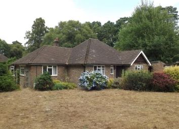 Thumbnail 3 bed bungalow for sale in Copthorne Road, Felbridge, East Grinstead, West Sussex