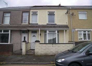 Thumbnail 3 bed terraced house for sale in Rugby Road, Resolven, Neath