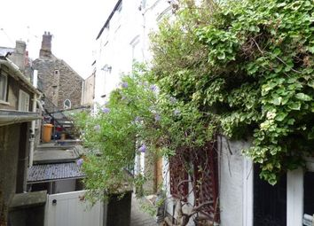 Thumbnail 3 bed end terrace house for sale in Bull Cottages, High Street, Conwy, North Wales