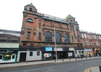Thumbnail Commercial property for sale in 22-24, Titchfield Street, Kilmarnock KA11Ph