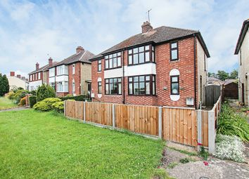 Thumbnail 3 bedroom semi-detached house for sale in New Cheveley Road, Newmarket