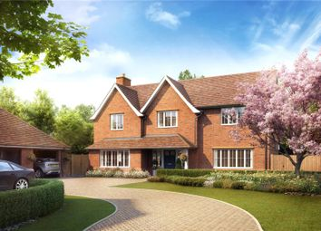 Thumbnail 5 bed detached house for sale in Kensington, Crown Gardens, Crown Lane, Farnham Royal
