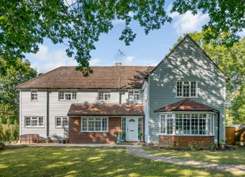 Beacon Hill, Wickham Bishops, Witham, Essex CM8. 5 bed detached house