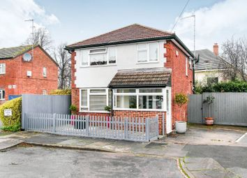 Thumbnail 3 bed detached house for sale in Hayes Road, Cheltenham