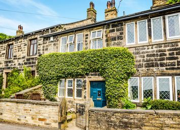 Thumbnail 3 bed terraced house for sale in Cliffe, Warley, Halifax