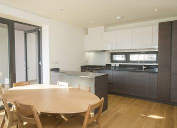 Thumbnail 3 bed flat to rent in Anthems Way, Olympic Park, London