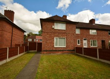 Thumbnail 2 bed terraced house to rent in Frimley Gardens, Wythenshawe, Manchester