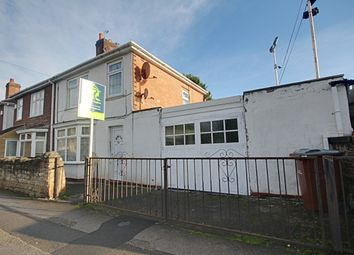 Thumbnail 3 bed semi-detached house for sale in Cinderhill Road, Bulwell, Nottingham